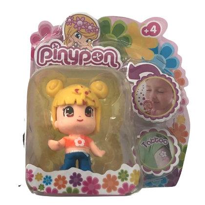 Muñeca simil Pinypon TR