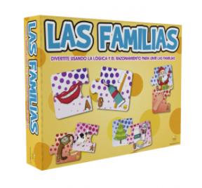 Juego Las Familias YUYU