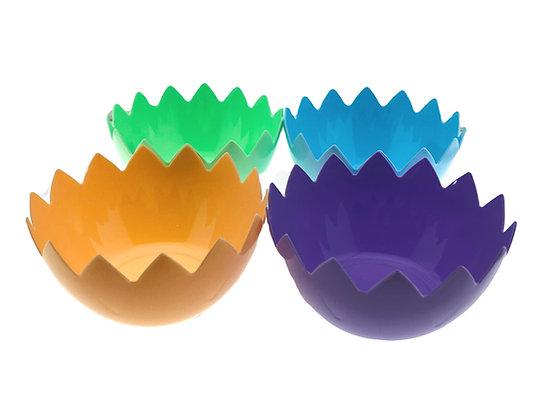 Bowls Loto 18x10cm pastel GYR