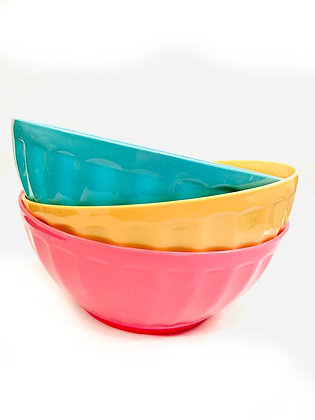 Bowl individual pastel