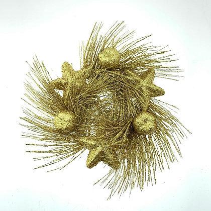 Corona súper lujo 25cm Soifer