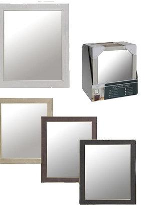 Espejo 40x50cm Super lujo importado Vertigo art EP2900/45
