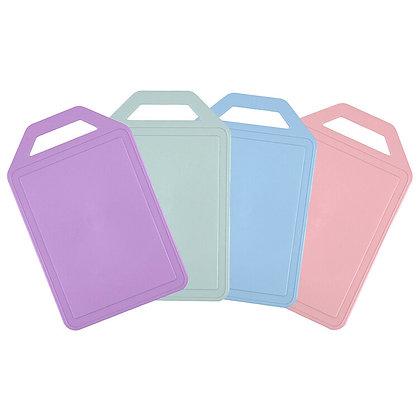 Tabla de picar alto impacto profesional color pastel 35x22x0,4cm Cerri