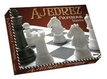 Ajedrez profesional Nupro caja 41x28,5x6,5cm