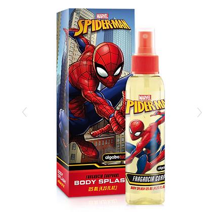 Colonia Spiderman 125ml Algabo art 4232004