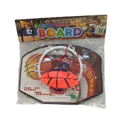 Juego de basquet 20x13cm PACO