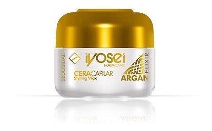 Cera capilar elixir de Argan 50gr Iyosei