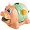 Thumbnail: Chanchito didactico Rivaplast 26,5x14,5x19cm art 715