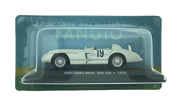 Colección de autos de metal Fangio escala 1:43
