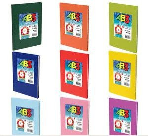 Cuaderno Laprida AB3 19x23cm 50hojas