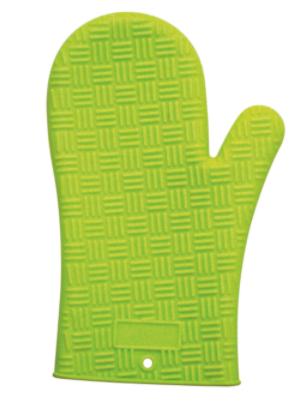 Manopla silicona verde Carol art 438