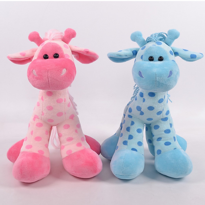 Peluche jirafa 36cm Woody Toys art 12696