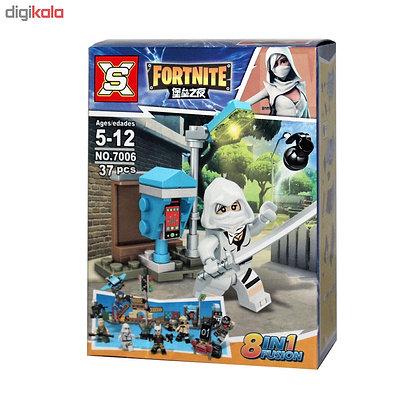 Simil lego Fortnite 8 modelos distintos TR
