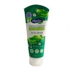 Body cream reparadora 200ml aloe vera y manz Algabo art 6060510
