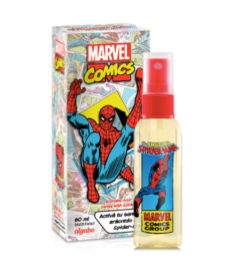 Colonia Spiderman 60ml Algabo art 4232006