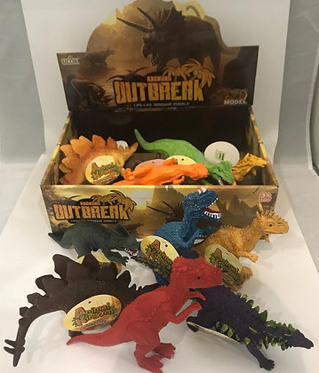 Dinosaurios outbreak 22cm