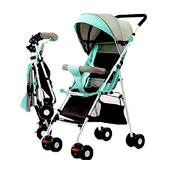 Coche de bebe de paseo 104x70x45 Sebigus art 3655