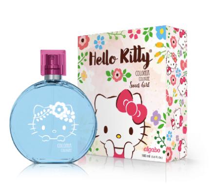 Colonia Hello Kitty Algabo 100ml art 3832102