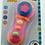 Thumbnail: Micrófono a pila con luz y sonido art 9309