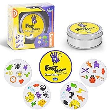 Juego de cartas  Dobble(cuál es)
