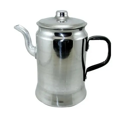 Cafetera asa charol 1litro Primal