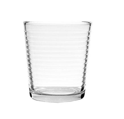Vaso de vidrio Juliana bajo Durax