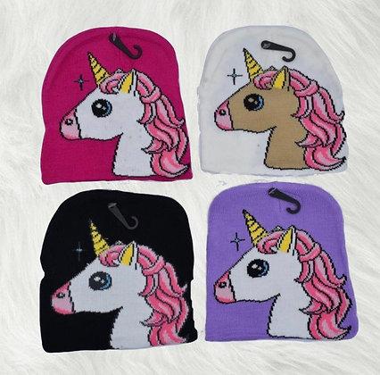 Gorro unicornio cara grande TR art 18