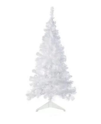 Pino tradicional blanco 120cm 10 pisos 52 puntas Naviluz