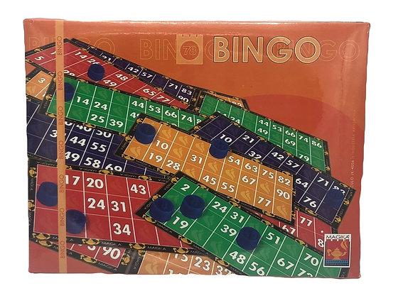 Juego de Bingo Magika