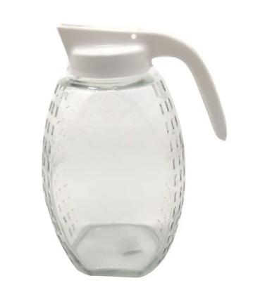 Jarra de vidrio manija plastica Andina 1800ml Durax