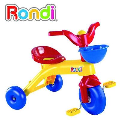 Triciclo Rider Rondi 42x62x49cm art 3000