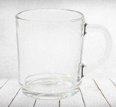 Jarro mug vidrio  Durax 255ml