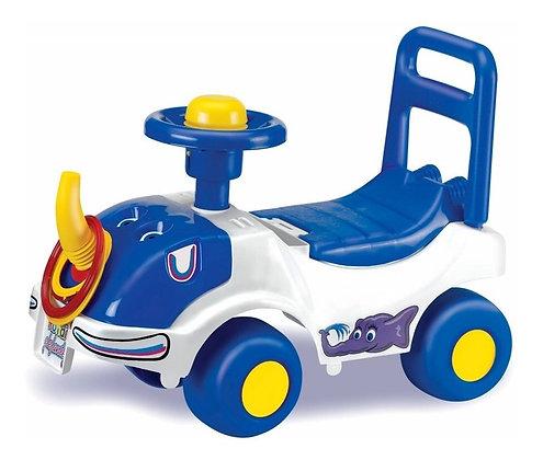 Andador caminador Elefante azul Rondi art 3043