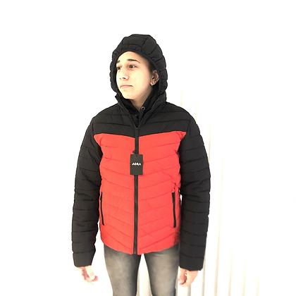 Campera adolescente simil Uniclo con capucha Lalit