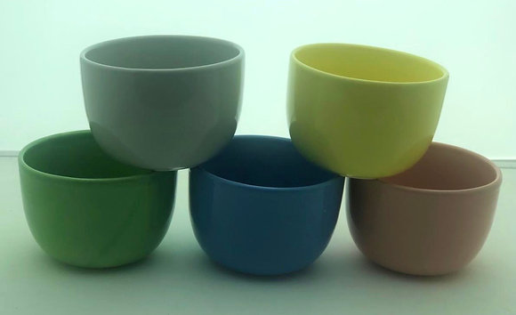 Bowl cerealero ceramica color Lomas