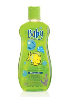 Baby shampoo 444ml camomila Algabo art 3343442