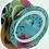 Thumbnail: Bandeja oval melamina 30cm  soifer