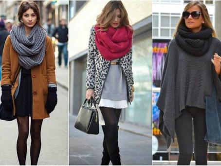 O inverno começou: dicas de moda para estar antenada