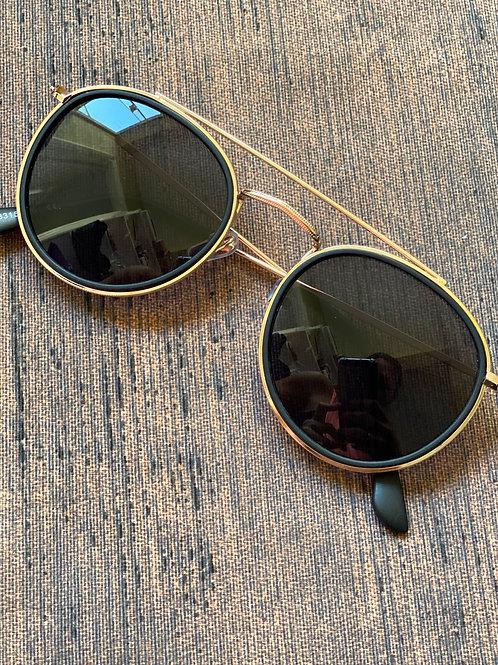 Óculos Camila Preto