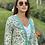 Thumbnail: Kimono Rafaela verde