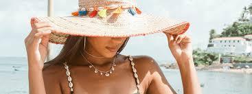 Acessórios de praia: inspirações e tipos