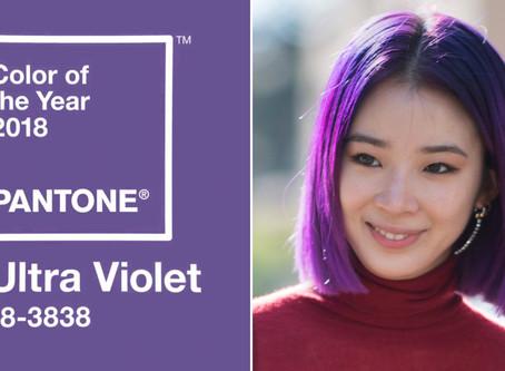 Ultra Violet: Conheça a cor de 2018