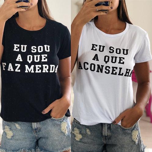 Kit 2 T-shirts