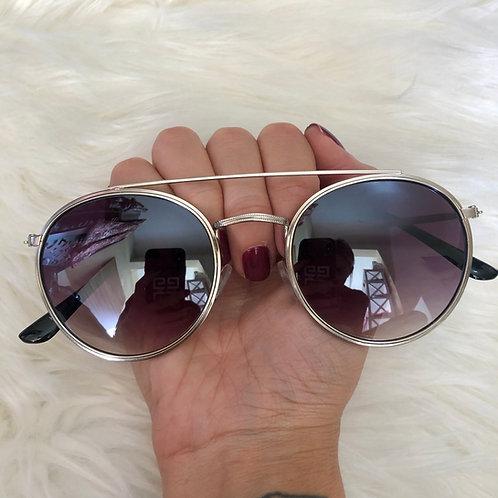 Óculos Arco Prata