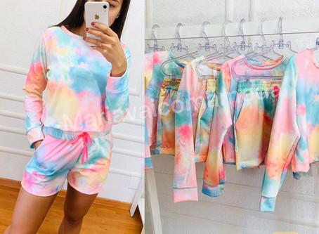 Tie dye: saiba porque é trendy e como aderir