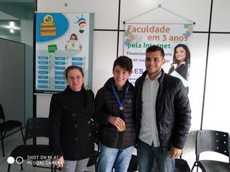 1º- Concurso Soletrando em Inglês Digicenter