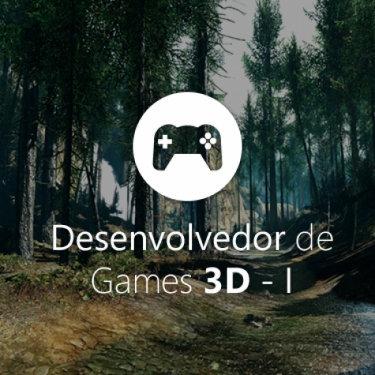 Desenvolvedor de Games I