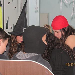 A festa Halloween