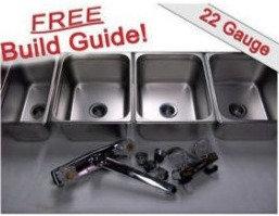 Large Sink Pan Package