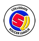 Collegiate Soccer League Logo